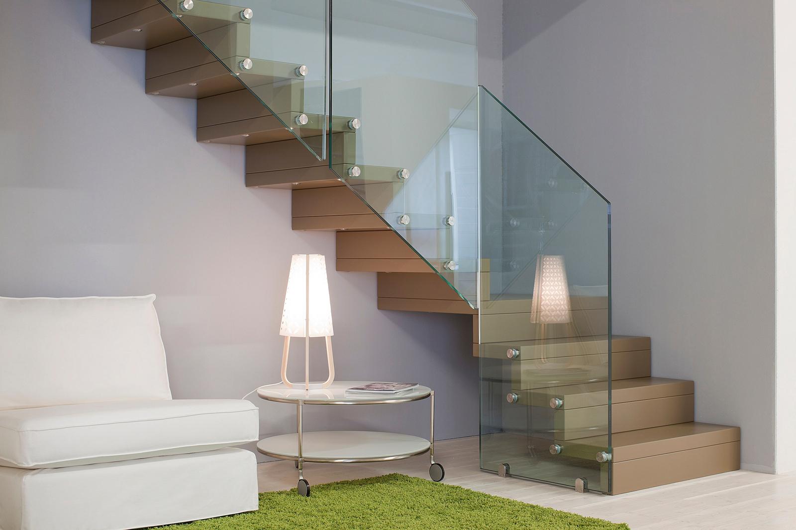 Scale in vetro - Tipologia di scale ...
